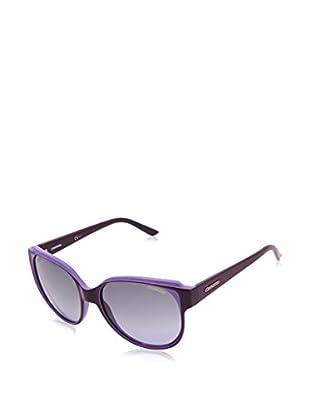 Carrera Sonnenbrille Car/S Margot 2L3 (57 mm) bordeaux/grau