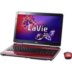 NEC LaVie L LL750/F26R PC-LL750F26R