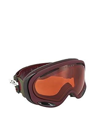 OAKLEY Skibrille OO7044-14 granatrot/khaki