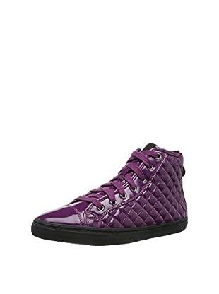 Geox Hightop Sneaker New Club D