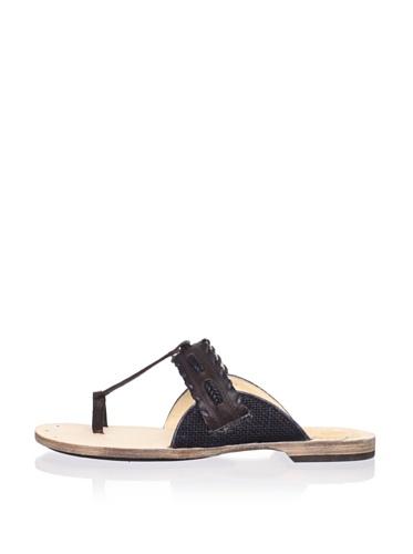 Timberland Women's Marge Flat Sandal (Black)