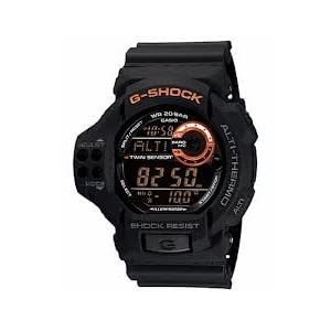 Casio G-Shock (Extra Large Digital) GDF-100-1B (G330) Watch - For Men
