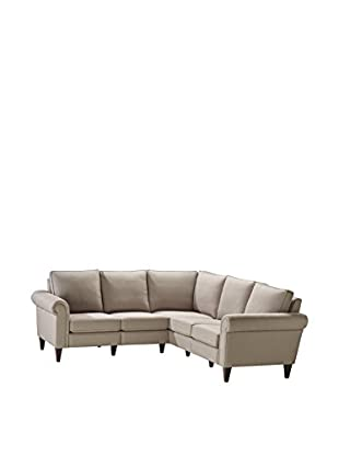 Homeware Avery 2 Corner and Sectional, Bisque