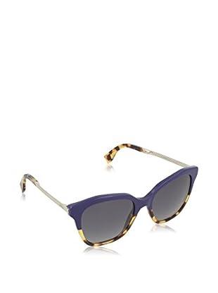Fendi Sonnenbrille Mod. 0089/S HD_CUI (52 mm) blau/havanna