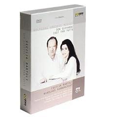 輸入盤DVD アーノンクール指揮/チューリヒ・オペラハウス モーツァルト:歌劇《ドン・ジョヴァンニ》&《コジ・ファン・トゥッテ》の商品写真