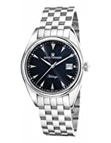 Revue Thommen Heritage Automatic Black Dial Mens Watch 21010.2137