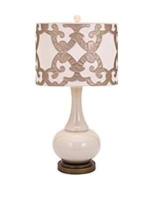 Hulsey Table Lamp, Brown