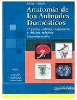 Anatomia De Los Animales Domesticos/ Anatomy of the Domestic Animals: Texto Y Atlas En Color