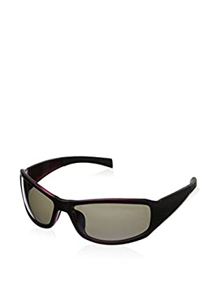 Columbia Men's CBC801 Rectangle Sunglasses, Black/Red