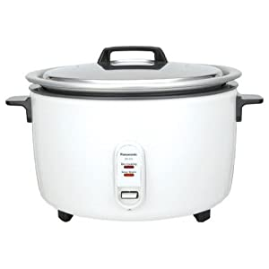 Panasonic SR-972D 20.2-Litre Automatic Rice Cooker(White)