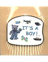 ITTMS A BOY MAGNETIC BLOCK by Melissa & Doug