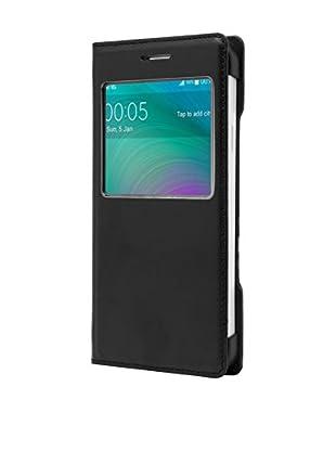 UNOTEC Hülle Flip-S Galaxy A5 schwarz