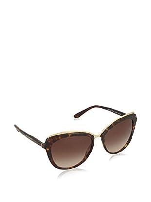 Dolce & Gabbana Sonnenbrille 4304_502/13 (63.3 mm) braun