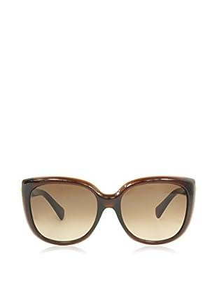 Emilio Pucci Sonnenbrille 746S-210 (56 mm) braun