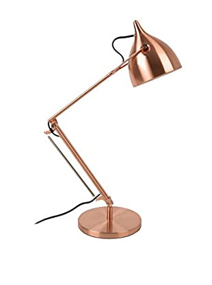 Tischlampe Reader kupfer