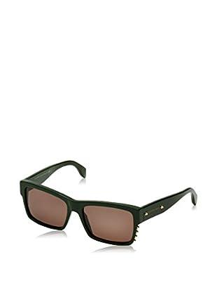 Alexander McQueen Sonnenbrille AMQ4258/S (56 mm) grün