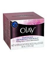 Olay Night of Olay Firming Cream 2.0 OZ