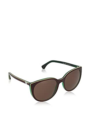 EMPORIO ARMANI Occhiali da sole 4043 (55 mm) Marrone/Verde