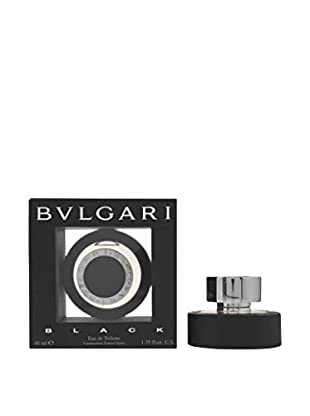 Bvlgari Eau De Toilette Unisex Black 40.0 ml