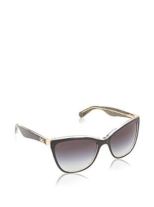 Dolce & Gabbana Gafas de Sol 4193 27378G (56 mm) Negro