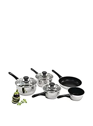 BergHOFF Vision 8-Piece Stainless Steel Cookware Set