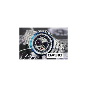 Casio Edifice Ef 558 Ml Chronograph Watch For Men
