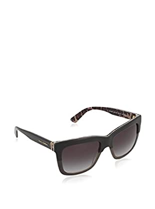 DOLCE & GABBANA Gafas de Sol 4262 28578G (54 mm) Negro / Leopardo