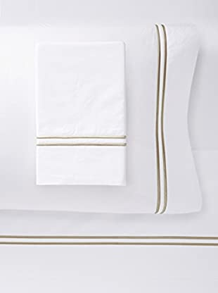 Malouf Hotel Collection Sheet Set (Khaki)