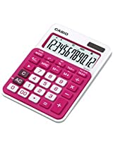 Casio MS-20NC Electronic Calculator(Red)