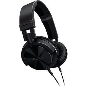 Philips SHL3000 Over-the-ear Headphones (Black)