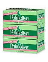 Palmolive Family Bath Bar, Classic Scent, 3.2 oz - 3 each (Made in USA)