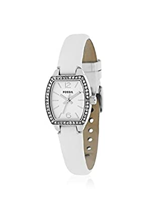 Fossil Women's BQ1211 Classic White Stainless Steel Watch