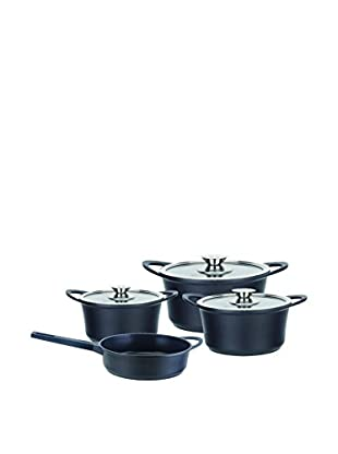 GGS Batería de cocina 7 Piezas Alu-Guss