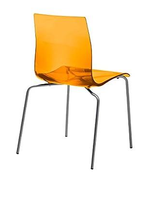 Domitalia Gel B Chair, Orange