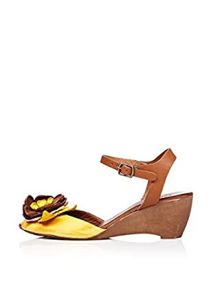 Bueno Shoes Sandalias Flor