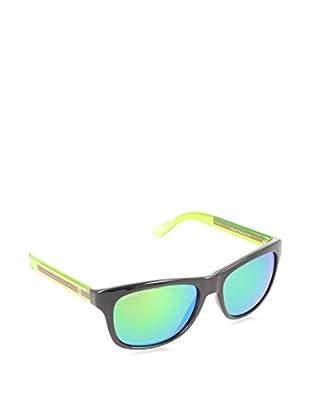 Gucci Sonnenbrille 3709/S Z9 CHQ (57 mm) schwarz DE 57-17-145 (57-17-145)