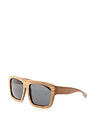 Earth Wood Sunglasses Occhiali da sole Wood Hermosa (57 mm) Marrone
