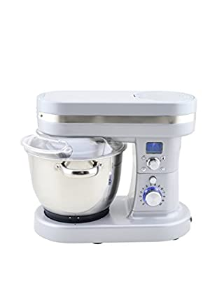 H.koenig Küchenmaschine Multifunktion KMC90 stahl