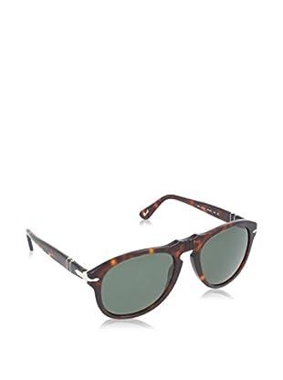 Persol Sonnenbrille 649 24/31 54 (54 mm) havanna