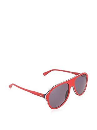 Tommy Hilfiger Gafas de Sol 1316/ S E5VMN55 (55 mm) Rojo