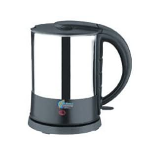 Saleshop365 Stainless Steel Cordless Electric Kettle 1.5L Tea Maker & Water Boiler