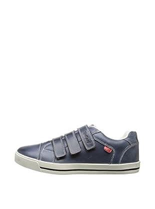 Kickers Botas Leather IM (Azul)