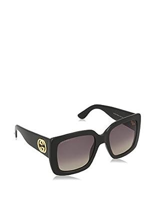 GUCCI Sonnenbrille 3814/S DX D28 (61 mm) (53 mm) schwarz