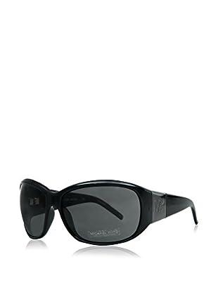 Michael Kors Gafas de Sol M2680S Cuba 001 (66 mm) Negro