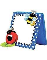 Sassy Inspire Vision Crib And Floor Mirror (Styles Vary) By Sassy