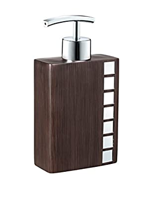 Creative Scents Marquee Lotion Dispenser, Brown