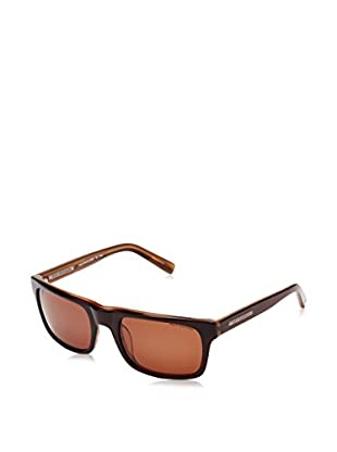 Trussardi Gafas de Sol 12910_BR-56 (56 mm) Marrón Oscuro