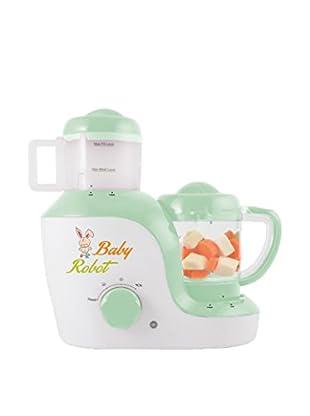 Beper Robot De Cocina Baby Chef Blanco/Verde