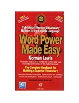 Word Power Made Easy New Revised & Expanded Edition (English) 1st Edition(Paperback)