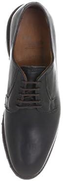 Allen Edmonds Black Hills: Black Waxy Leather 2905